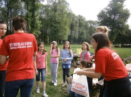 English games for children in Ada